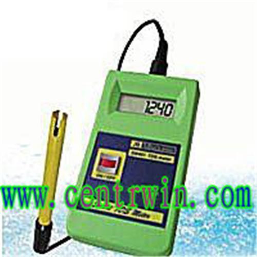 便携式电导率测定仪/TDS测试仪 意大利 型号:MTYK-SM301