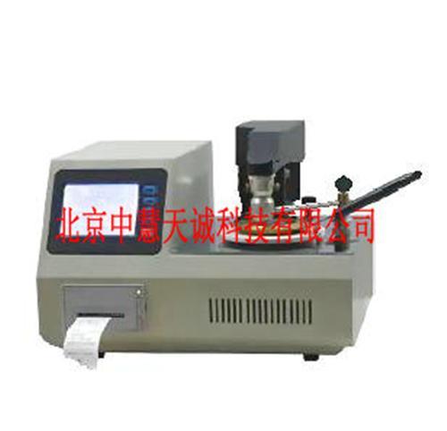 全自动开口闪点测定仪 型号:SHRKS-2100