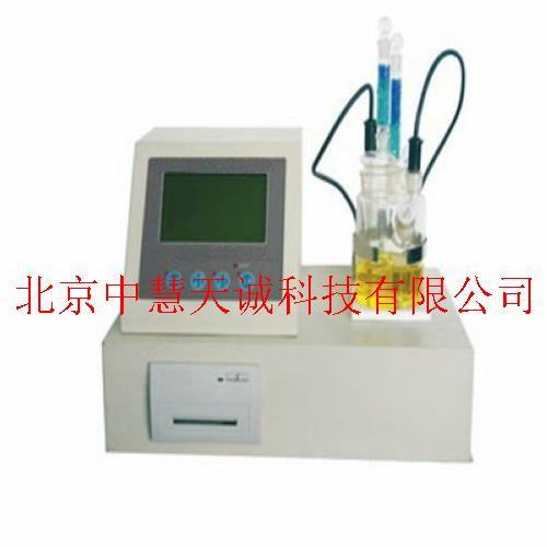 石油产品微量水分试验器 (自动) 型号:SJDZ-2122/B
