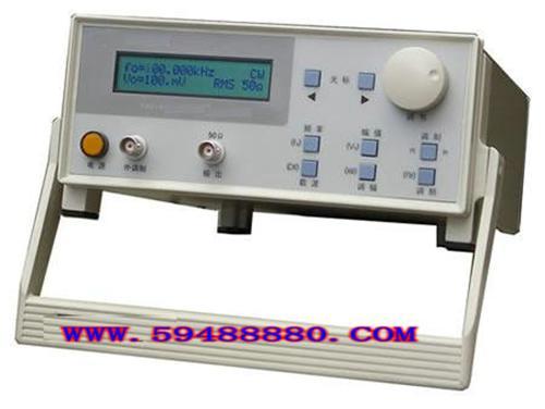 全数字合成高频信号发生器 (50MHz,DDS) 型号:DEUY-1053A
