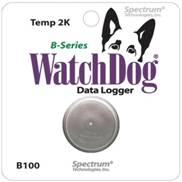 WatchDog B100钮扣式温度记录仪