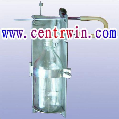 不锈钢击开式采水器0.5L 型号:TXH-006