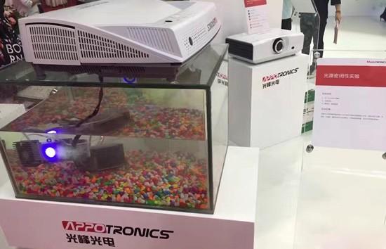 光峰黄振宇:高品质激光投影机切入教育