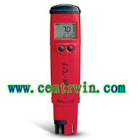 笔式PH计/酸度计/温度笔式测定仪(防水型) 意大利 型号:CEN/HI98127
