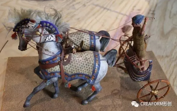 Creaform:3D扫描让图坦卡蒙国王重生