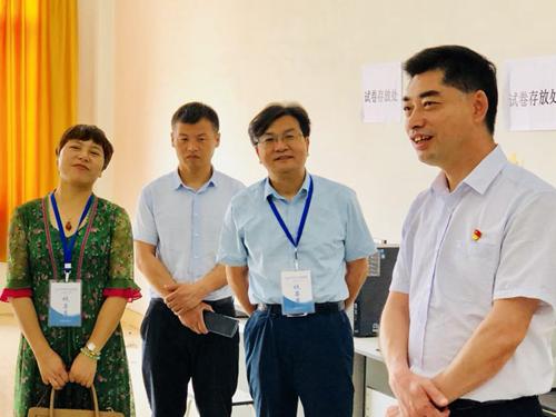 江西省2019年国家义务教育质量监测工作顺利完成